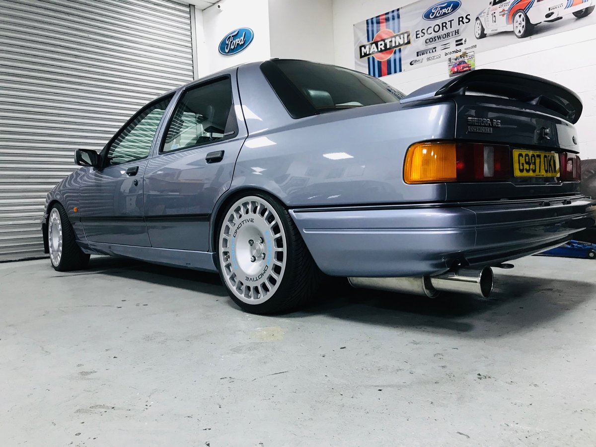 1990 NOW SOLDImmaculate 2wd sapphire cosworth low miles For Sale (picture 1 of 6)