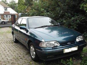 1996 Ford granada 66000 miles spares or repair