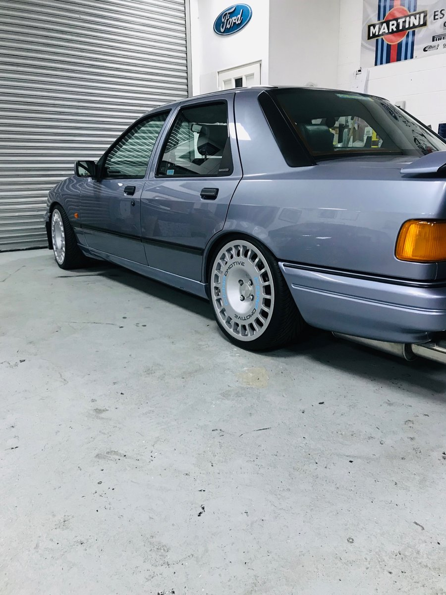 1990 NOW SOLDImmaculate 2wd sapphire cosworth low miles For Sale (picture 2 of 6)