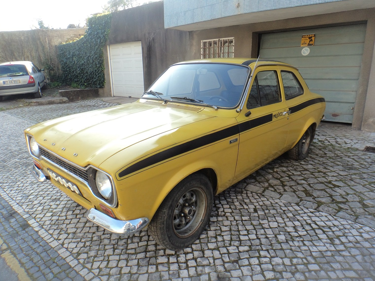 1973 Ford Escort México Mk1 For Sale (picture 1 of 6)