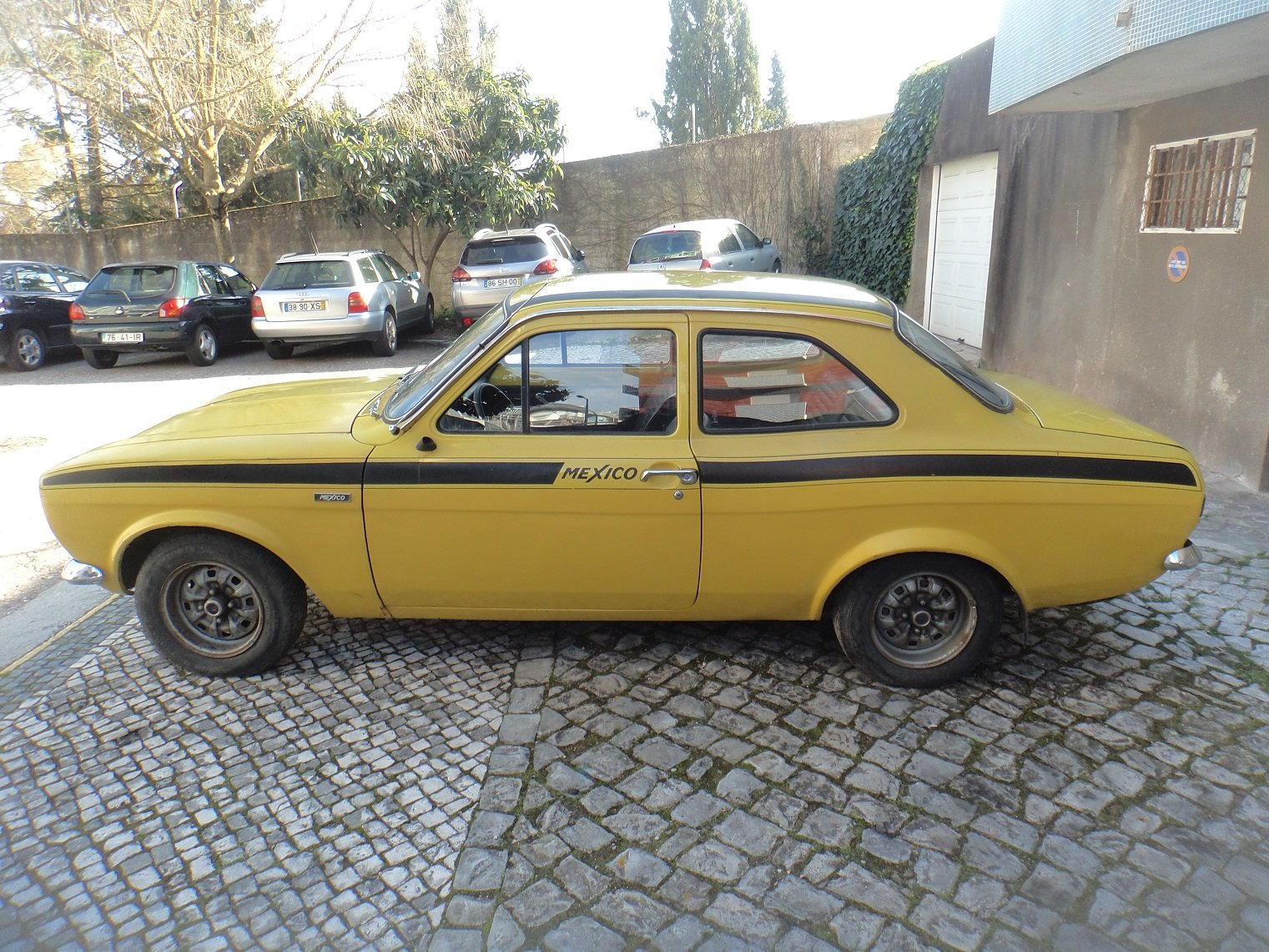 1973 Ford Escort México Mk1 For Sale (picture 6 of 6)