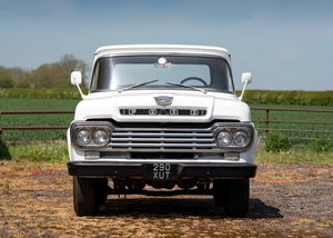 1959 Ford F100 Pick-up (Third Generation) For Sale by Auction