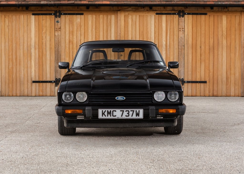 1980 Ford Capri 3.0S SOLD by Auction (picture 1 of 6)
