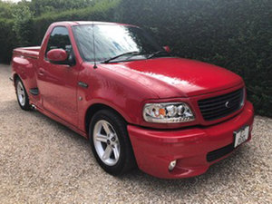 2004 Ford F-150 Lightning  Rare Right Hand Drive