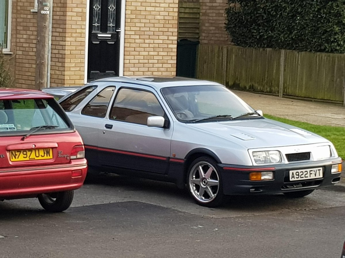 1983 CLASSIC FORD SIERRA For Sale (picture 2 of 6)