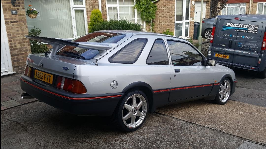 1983 CLASSIC FORD SIERRA For Sale (picture 3 of 6)