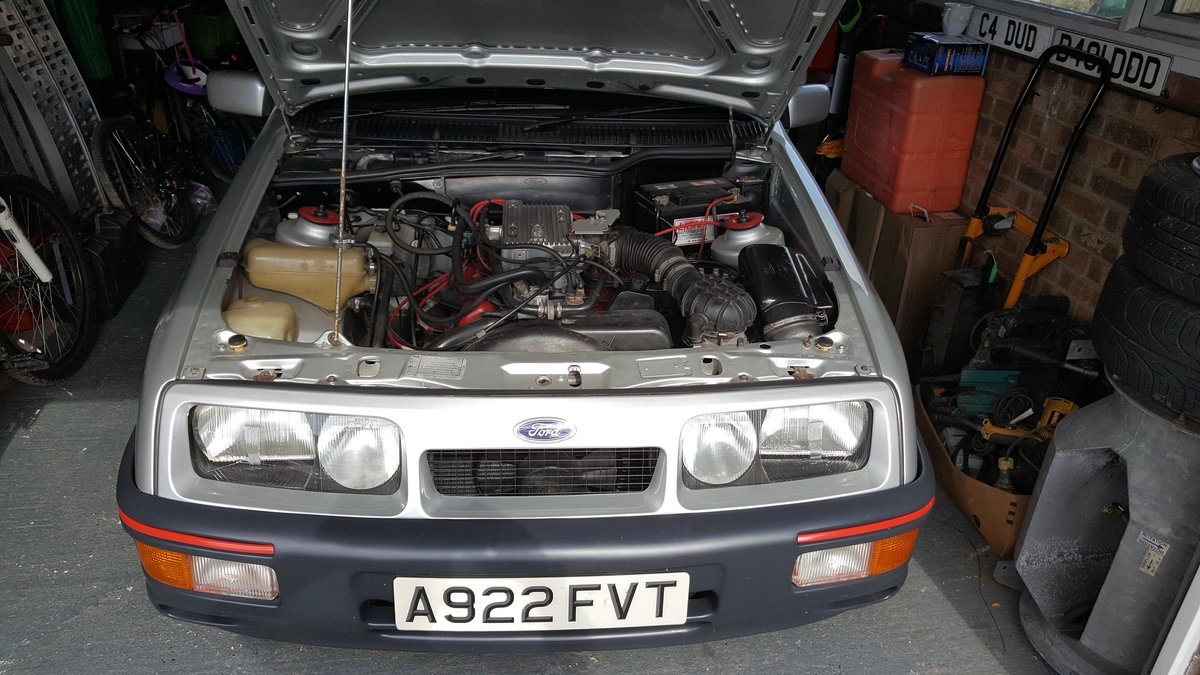 1983 CLASSIC FORD SIERRA For Sale (picture 4 of 6)