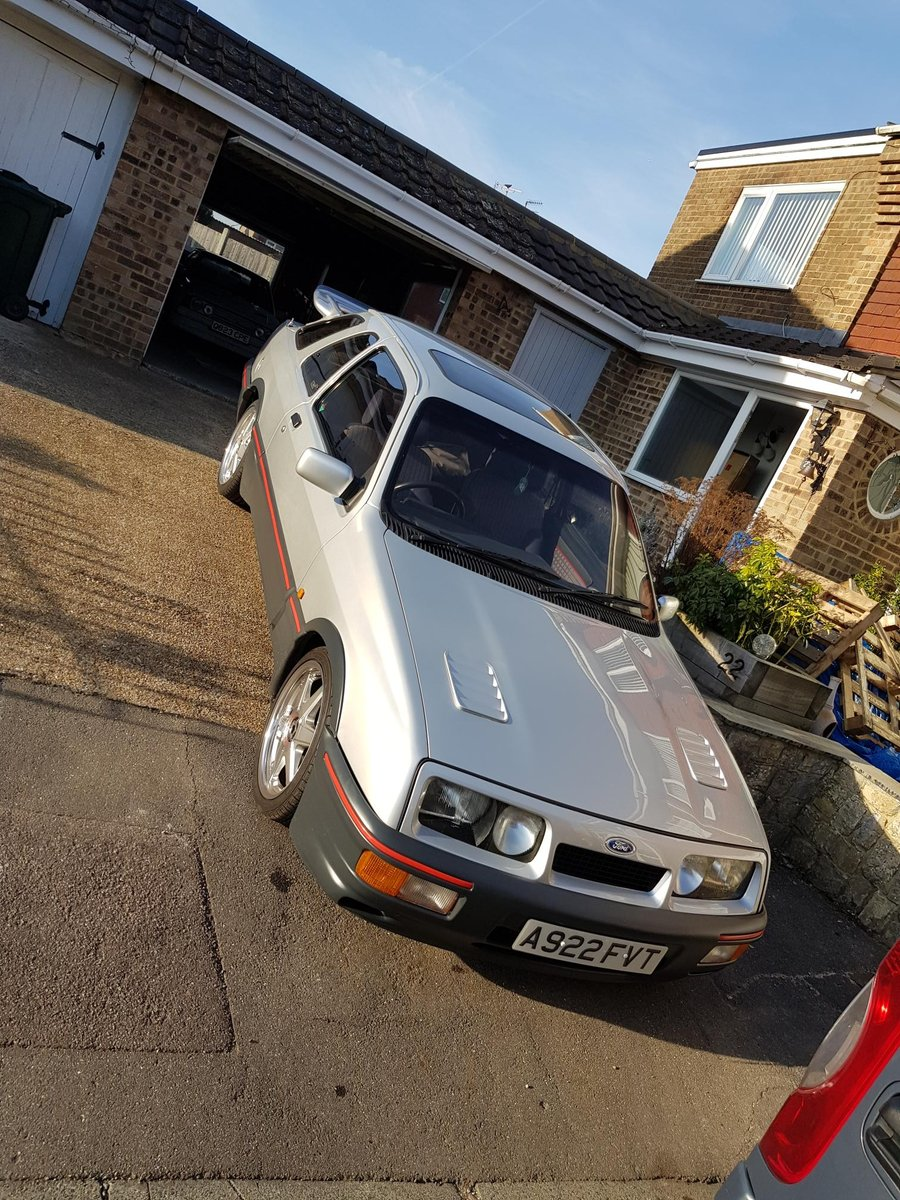 1983 CLASSIC FORD SIERRA For Sale (picture 6 of 6)