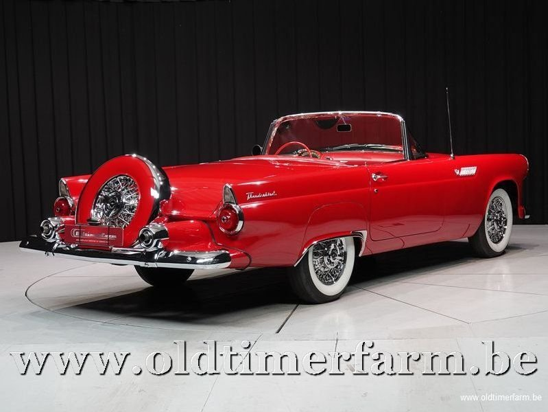 1955 Ford Thunderbird '55 For Sale (picture 2 of 6)
