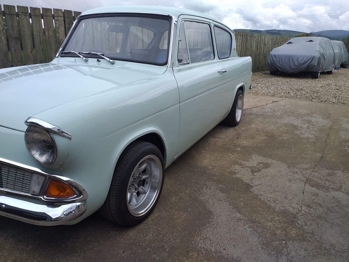 Ford Anglia 1966 Modified Sold Car And Classic