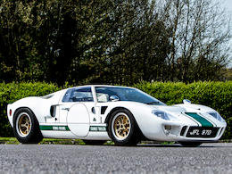 1966 FORD GT40 COUPÉ For Sale by Auction