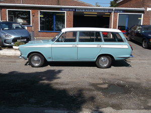 1967 Mk1 Ford Cortina 1500 Super Estate Fine examp For Sale