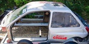 1998 Carbon Kevlar body Fiesta. Ex Andros Trophy