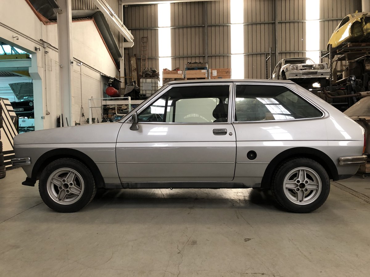 1980 Ford Fiesta 1.3 SuperSport For Sale (picture 3 of 6)