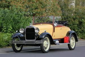 Ford Model A Roadster, 1929, 21.900,- Euro For Sale