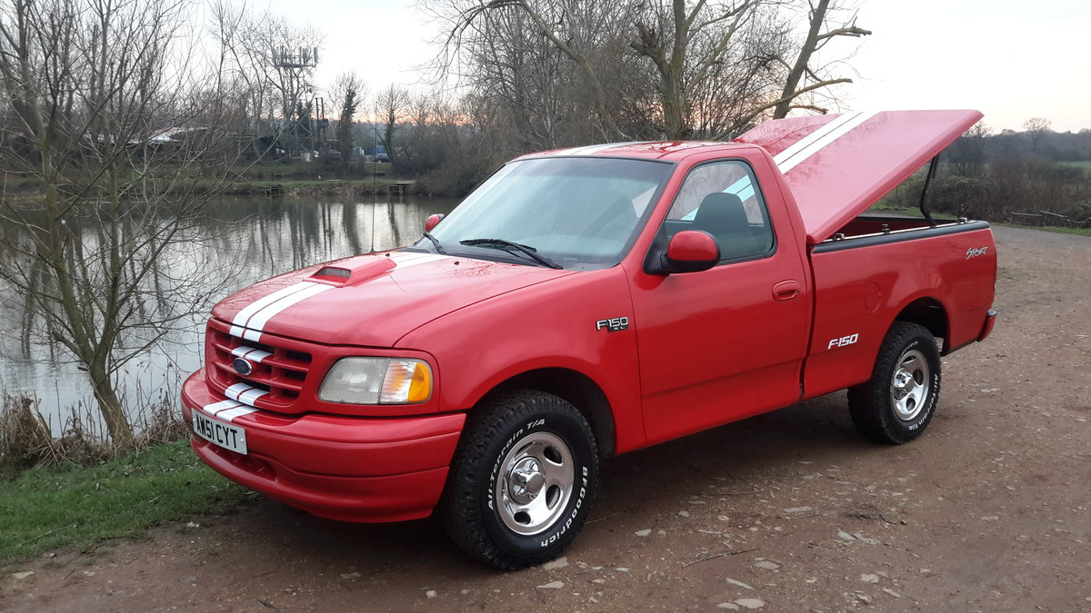 2002 Ford F150 4,2 SINGLE CAB PICKUP 4.2 V6 5 SPEED MANUAL  For Sale (picture 3 of 6)