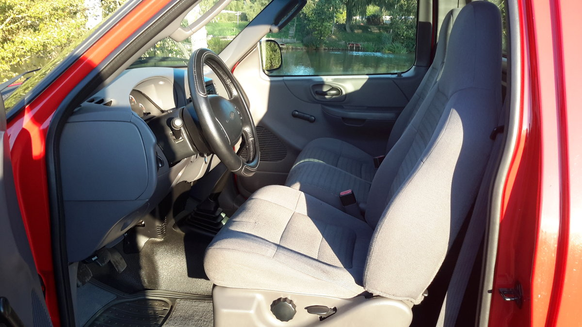 2002 Ford F150 4,2 SINGLE CAB PICKUP 4.2 V6 5 SPEED MANUAL  For Sale (picture 6 of 6)