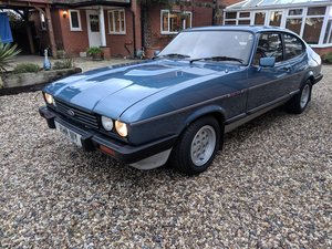 1982 ONE PREVIOUS OWNER LOW MILES LOVELY CAPRI 2.8i For Sale