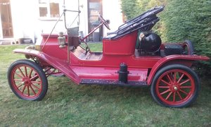 1912 Model T Torpedo For Sale