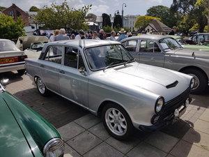 1966 Cortina  mk1 v6 For Sale