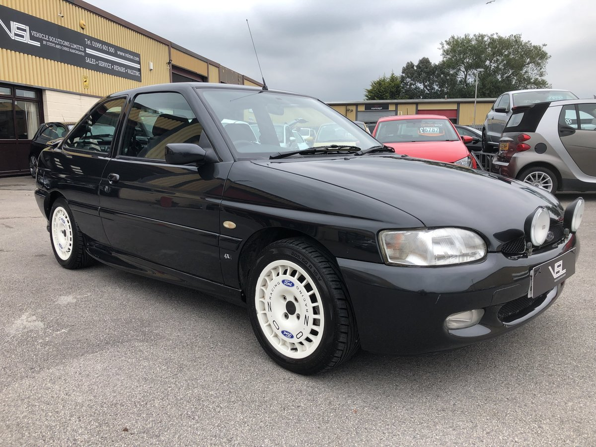 1995 Ford Escort RS2000 4x4 2.0 16v 3dr Very Rare Car For Sale (picture 1 of 6)