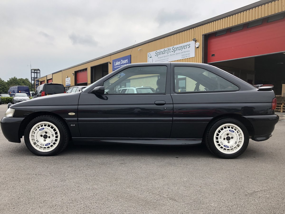 1995 Ford Escort RS2000 4x4 2.0 16v 3dr Very Rare Car For Sale (picture 6 of 6)