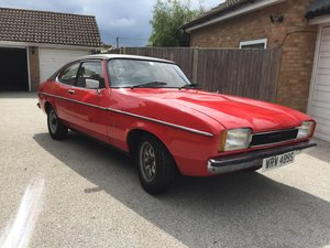 1977 Ford Capri MK2 - 1.6 GL For Sale