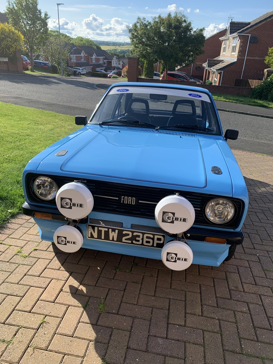 1976 Ford Escort mk2 Mexico Recreation For Sale (picture 4 of 6)