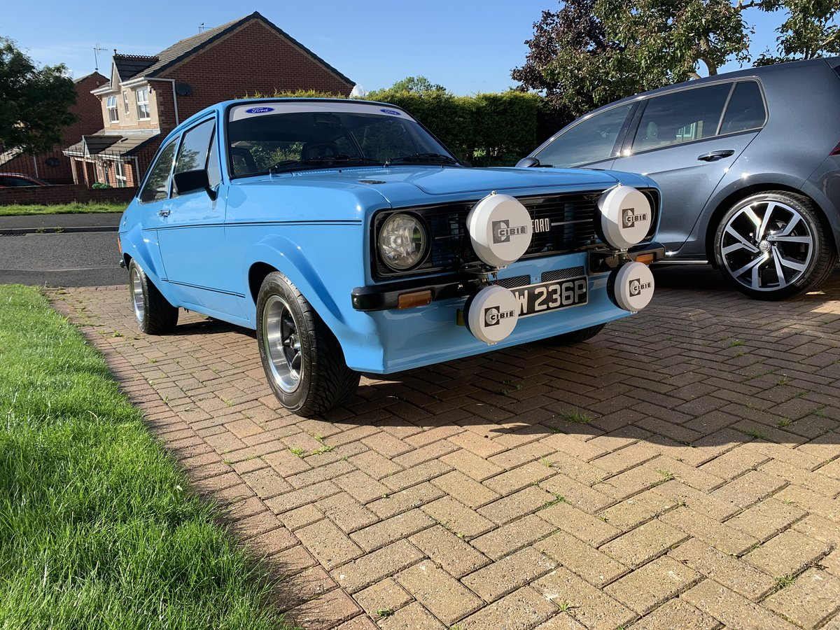 1976 Ford Escort mk2 Mexico Recreation For Sale (picture 6 of 6)