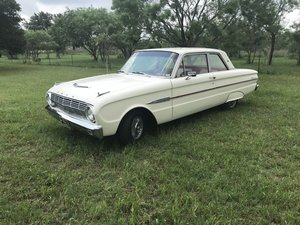 1963 FORD FALCON BUCKETS CONSOLE SKIRTS 4SPD 6 CYL For Sale