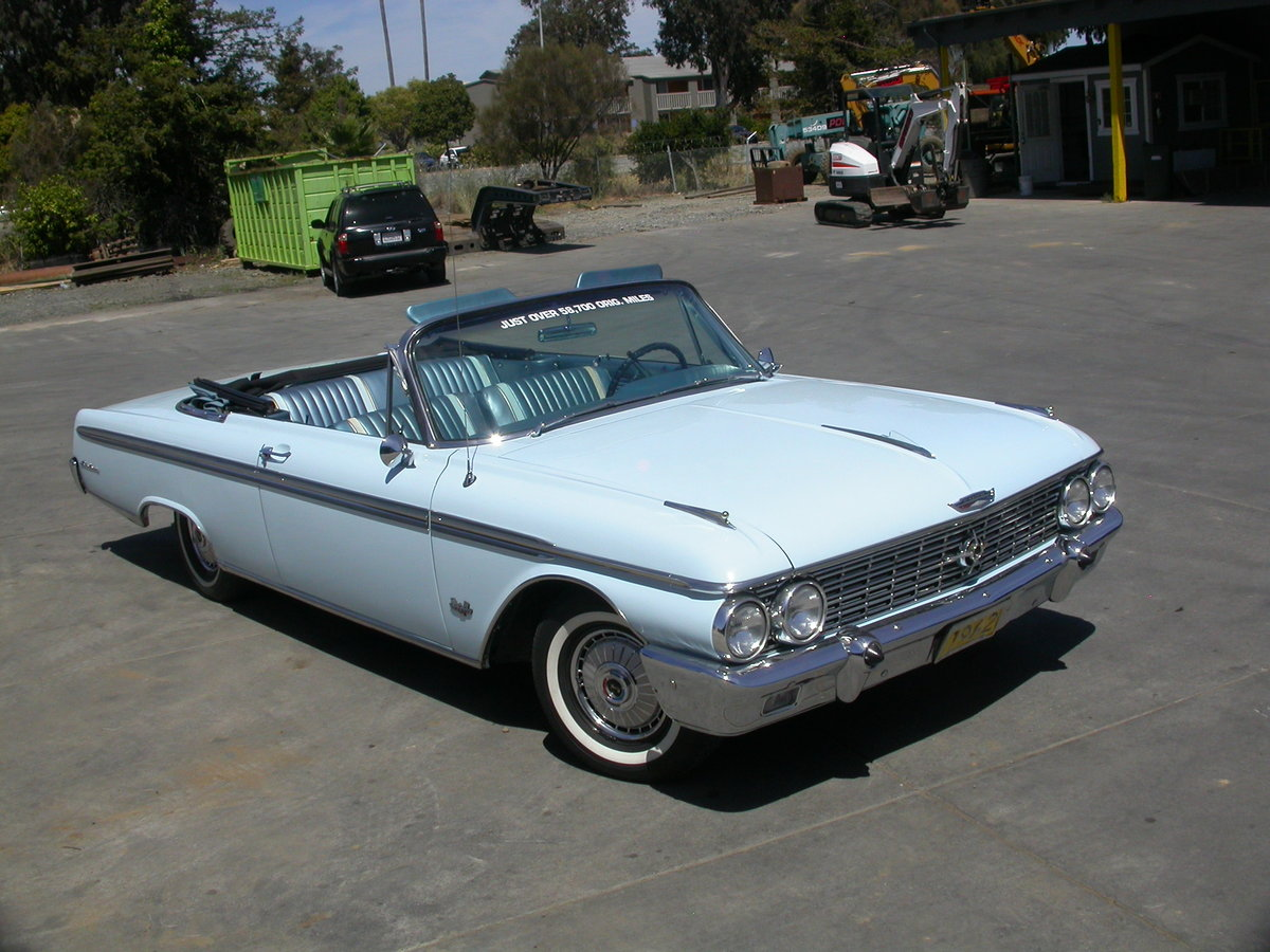 1962 Excellent California Convertible 31 995 Shipping Included For