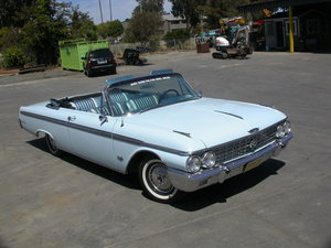 1962 EXCELLENT  CALIFORNIA CONVERTIBLE $31,995 SHIPPING INCLUDED