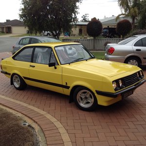 1976 Ford escort rs2000 For Sale
