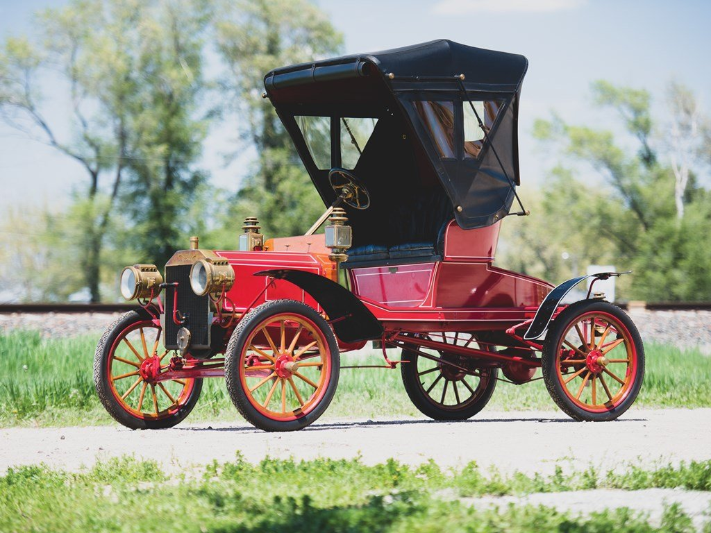 1906 Ford Model N Roadster For Sale by Auction (picture 1 of 6)