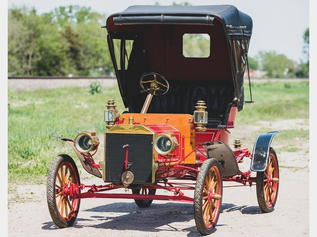 1906 Ford Model N Roadster For Sale by Auction (picture 5 of 6)