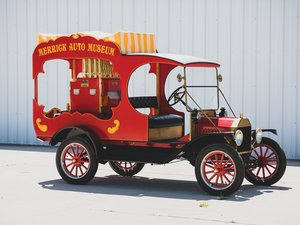1915 Ford Model T Calliaphone Fairground Vehicle For Sale by Auction