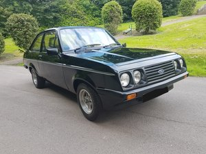 1979 FORD ESCORT RS2000 CUSTOM For Sale