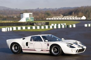 1965 Ford GT40 SOLD