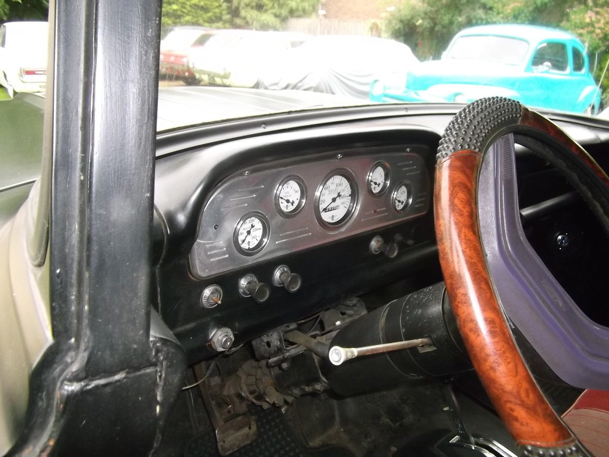 1957 Ford F100 Pick Up Truck, 302 (5000cc) V8, Automatic SOLD (picture 5 of 6)
