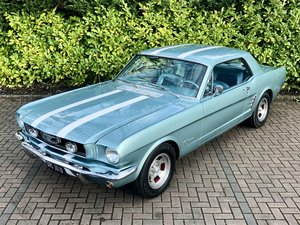1966 FORD MUSTANG, RARE LIMITED SPRINT 200 EDITION, px swap For Sale