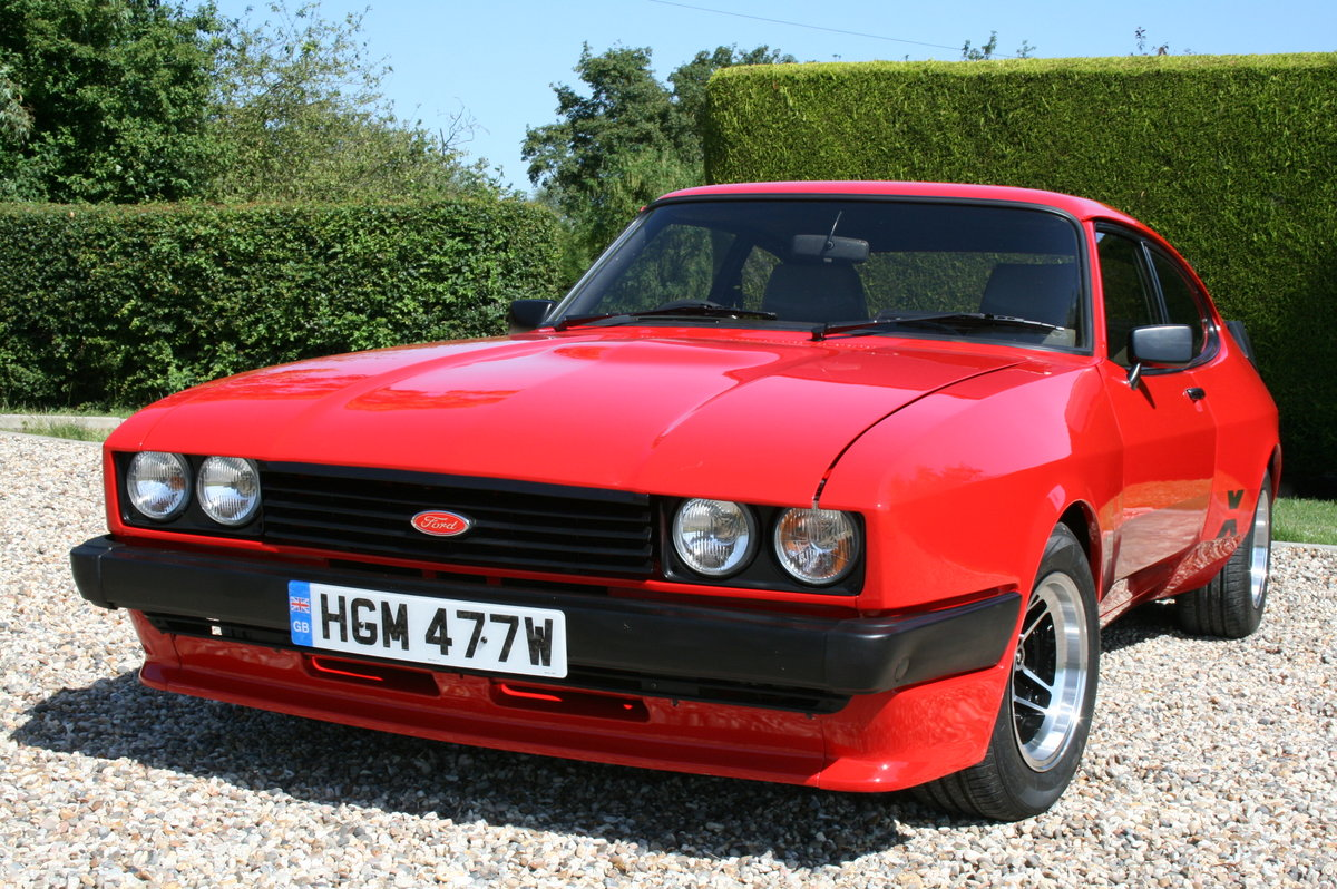 1980 MK3 Ford Capri 3.1 X Pack.NOW SOLD,MORE CAPRI'S Wanted (picture 1 of 6)