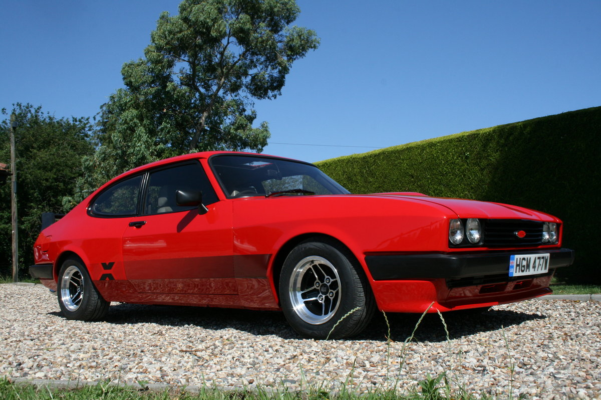 1980 MK3 Ford Capri 3.1 X Pack.NOW SOLD,MORE CAPRI'S Wanted (picture 2 of 6)