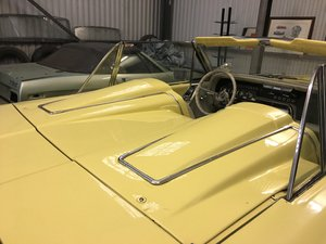 1964 ford thunderbird 390 convertible barn stored. For Sale