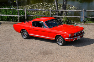 1966 Mustang 289 GT V8 Fastback For Sale