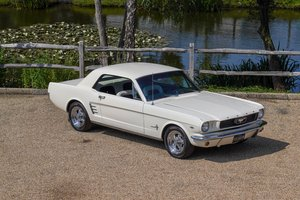 1966 Ford Mustang 289 Coupe Auto For Sale