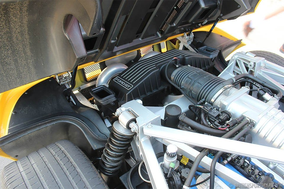 2850 2006 Ford GT = clean Yellow(~)Black low 6.2k miles  $285k For Sale (picture 5 of 6)