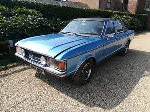 1976 Mk1 Ford Granada S 3000 - Manual - Drives - Barn Find -  For Sale