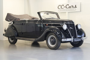 1937 Ford V8 Gläser Cabriolet For Sale