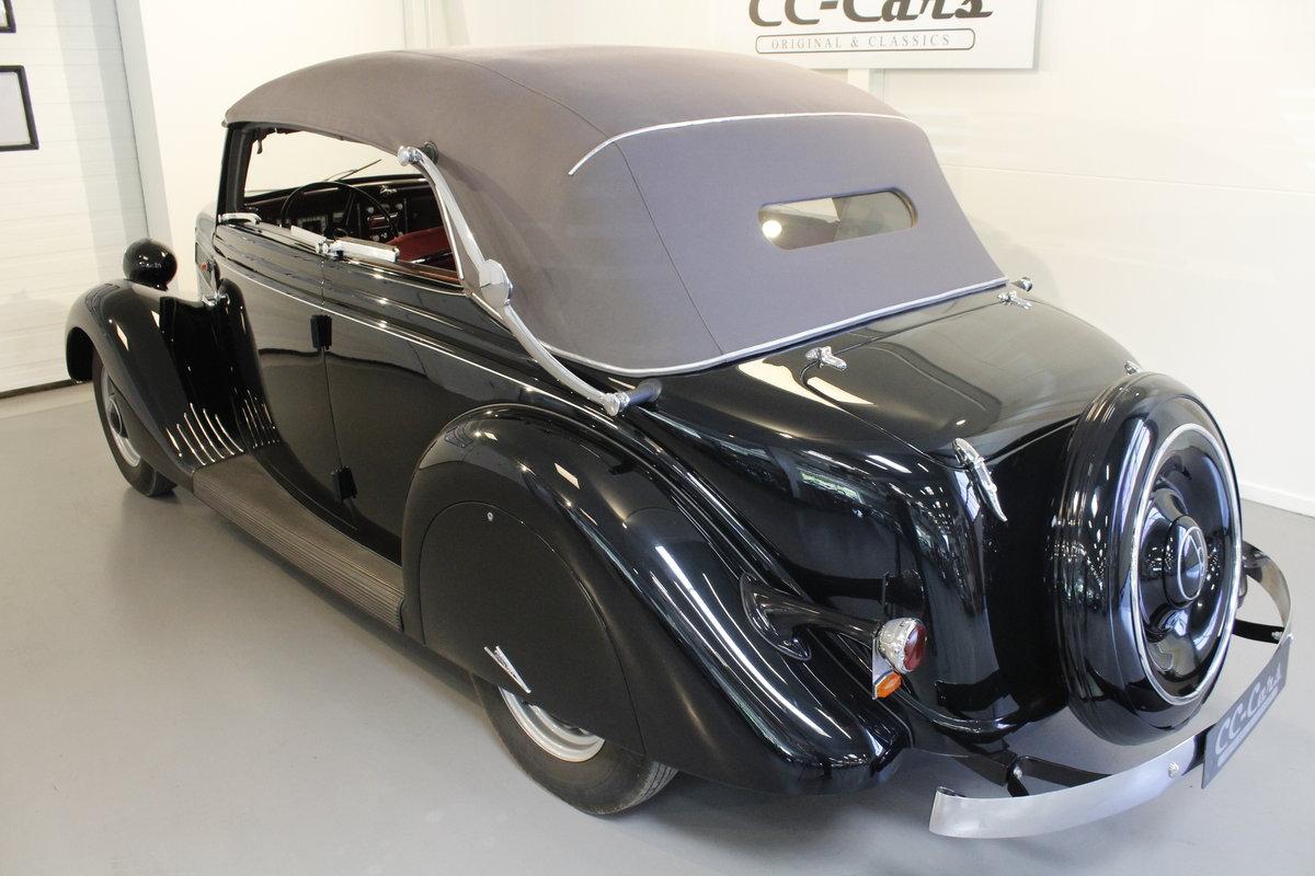 1937 Ford V8 Gläser Cabriolet For Sale (picture 2 of 6)