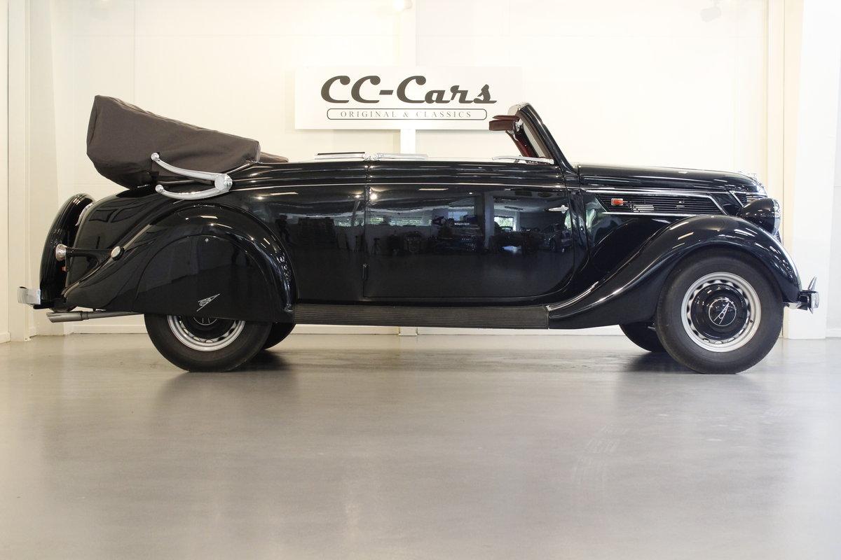 1937 Ford V8 Gläser Cabriolet For Sale (picture 5 of 6)